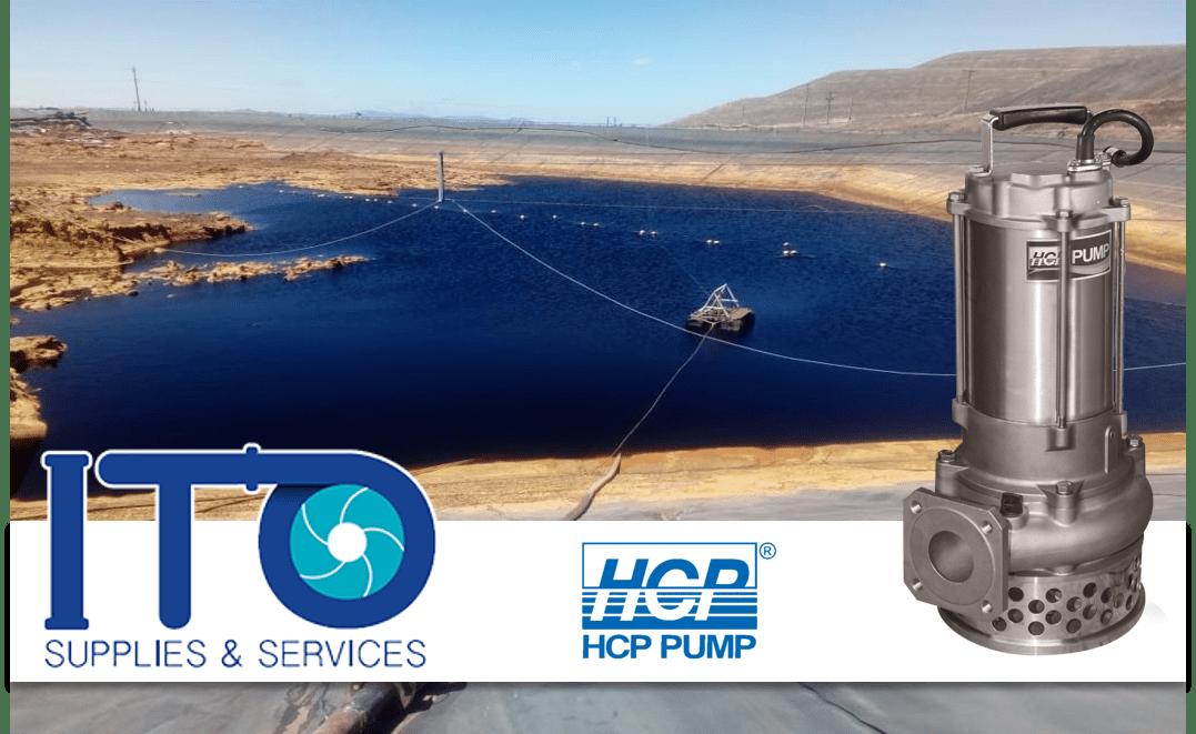 Suministro de Bomba Sumergible en Acero Inoxidable para Aguas Ácidas